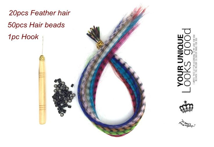 Attractive Feather Hair Extension