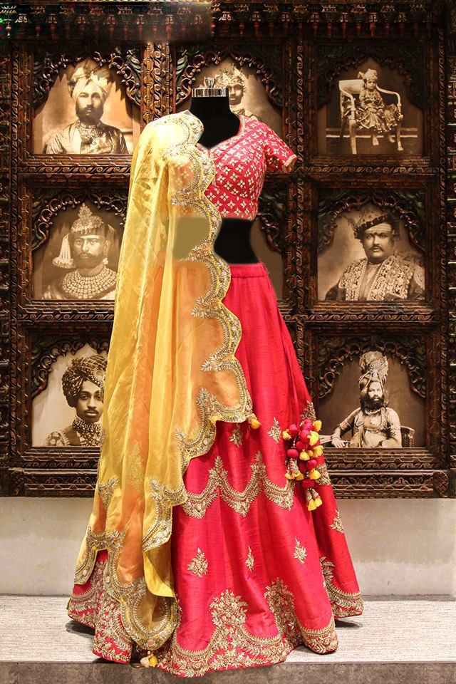 d69984b28b Buy Fashion Zonez Wedding Lahengha Online at Low prices in India on  Winsant, India fastest online shopping website. Shop Online for Fashion  Zonez Wedding ...