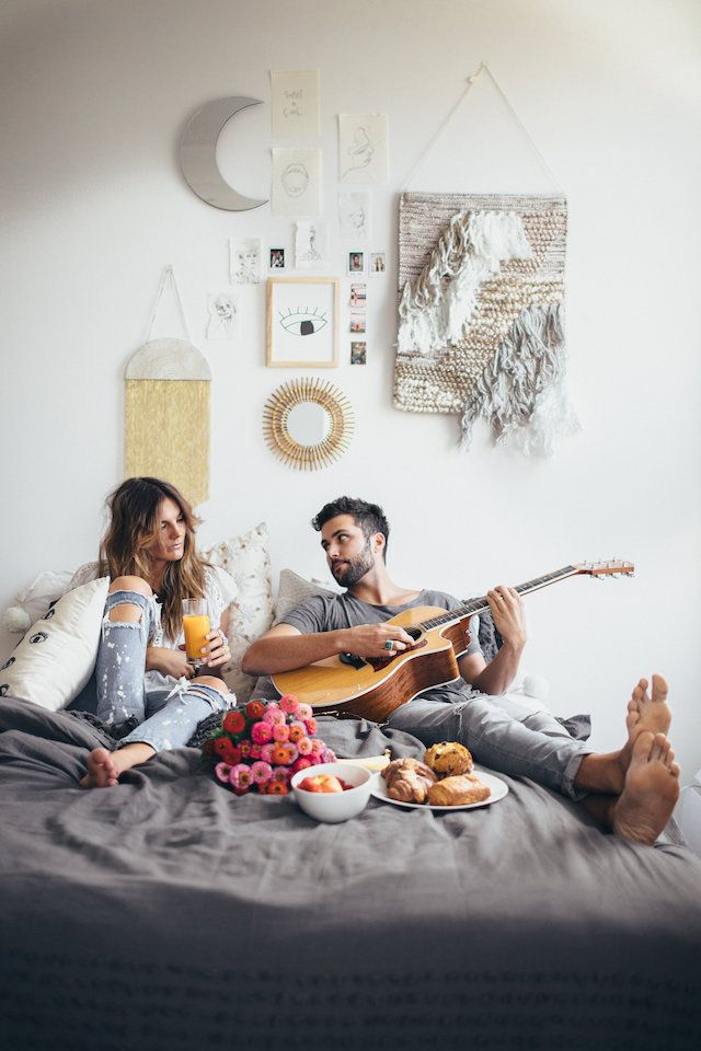 About A Space: Tessa and Cole's NY Apartment - Urban Outfitters - Blog