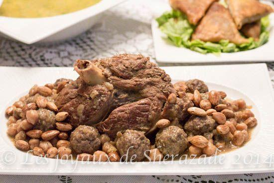 17 best images about recette sp ciale aid el adha aid el kebir on pinterest couscous belle - Google cuisine algerienne ...