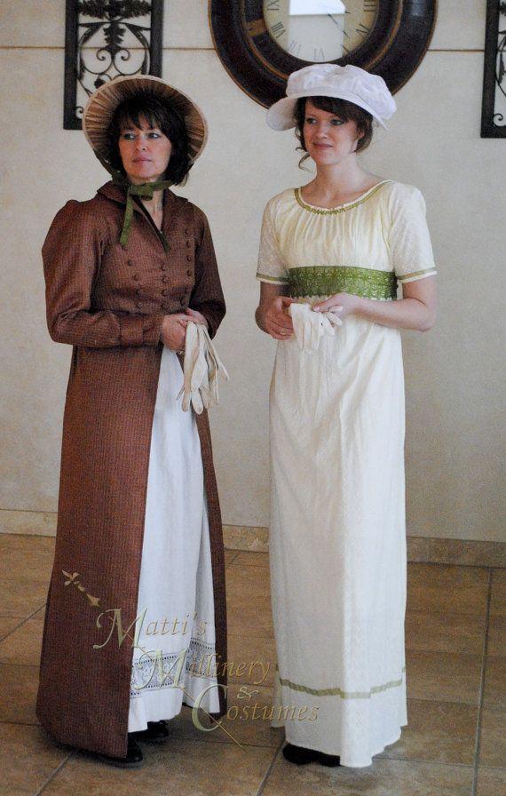 how to make a jane austen dress