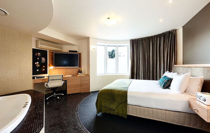 An Urban Round Room at Rydges St Kilda.