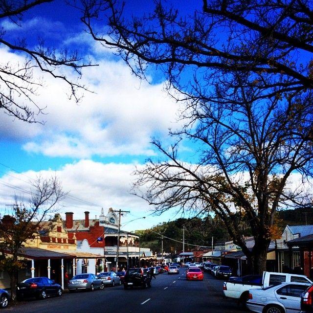 Maldon in Victoria