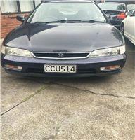 Honda accord NZD 2500