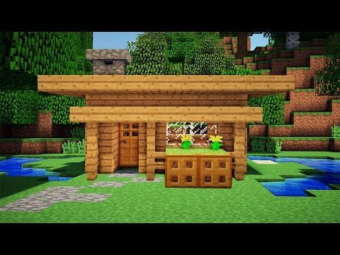 25 best ideas about easy minecraft houses on pinterest for Easy homes to build
