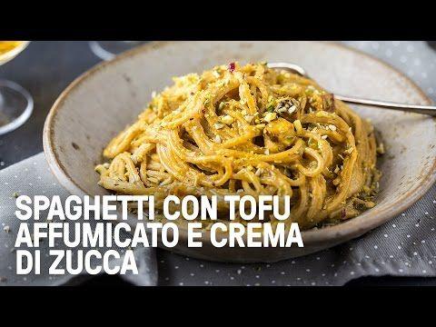 www.vegolosi.it ricette spaghetti-integrali-tofu-affumicato-crema-zucca