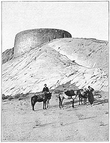 Tower of Silence - Wikipedia, the free encyclopedia