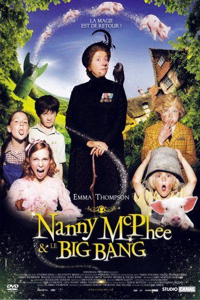 Nanny McPhee et le Big Bang (2010) Regarder Nanny McPhee et le Big Bang (2010) en ligne VF et VOSTFR. Synopsis: Mme Green est au bout du rouleau ! Ses trois enfants ne cessent de se ch...