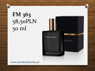 FM 363 Orientalne z nutą drzewną