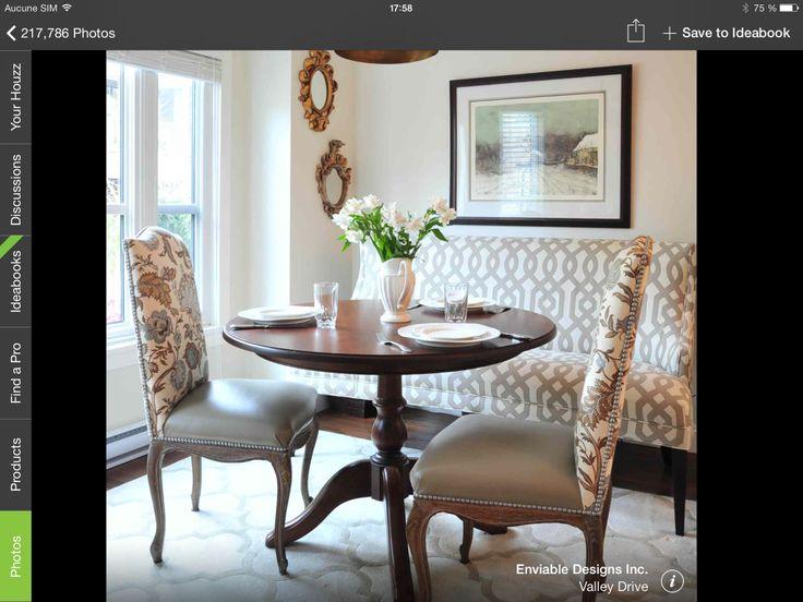 Kitchen Breakfast Room Ideas