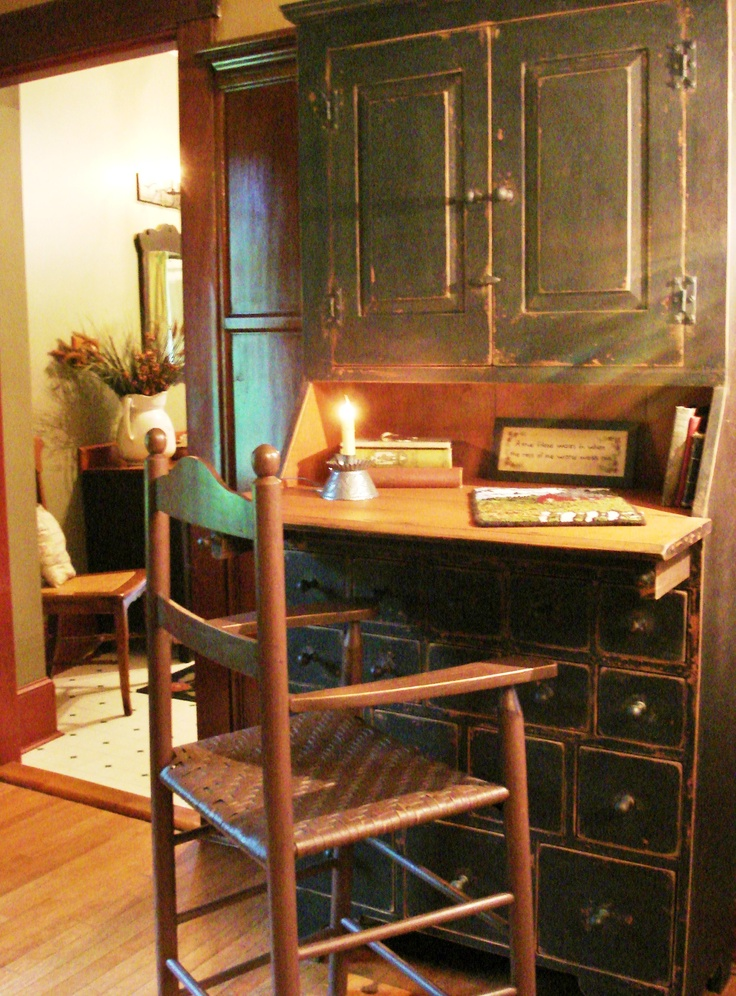 17 Best Images About Primitive Desks On Pinterest Early