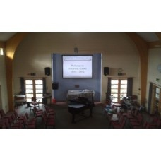 School projector kits - especially put together at http://www.budgetaudiovisual.co.uk/