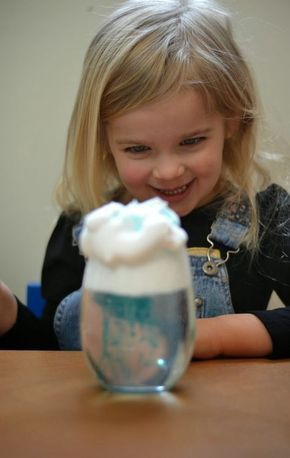 Experimente für Kinder: Experimente mit Wasser