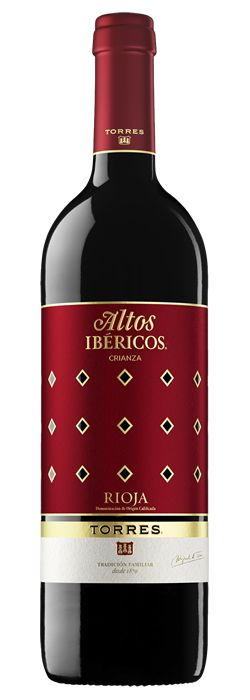 Altos Ibéricos de Bodegas Torres, mejor crianza de la Rioja según The Drinks Business