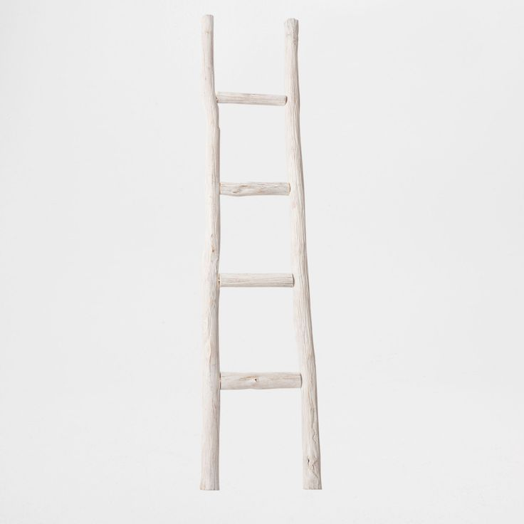 Wooden Ladder Towel Rack - Occasional Furniture - Bedroom | Zara Home United States of America