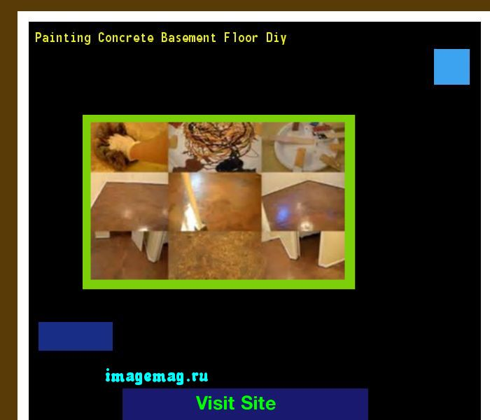Painting Concrete Basement Floor Diy 181954 - The Best Image Search