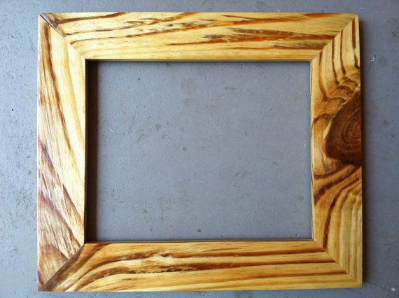 8x10 Wooden Picture Frame Handmade by JonesFraming on Etsy