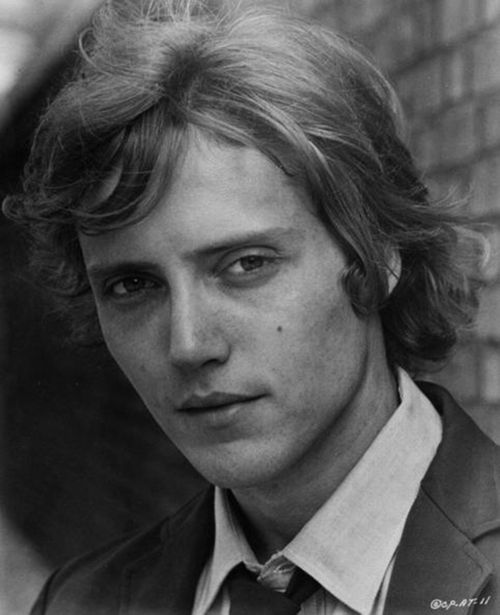 Christopher Walken! If you don't know who he is get out. Just leave my presence, peasant.