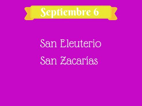 Nombres de bebé: santoral de septiembre   Blog de BabyCenter