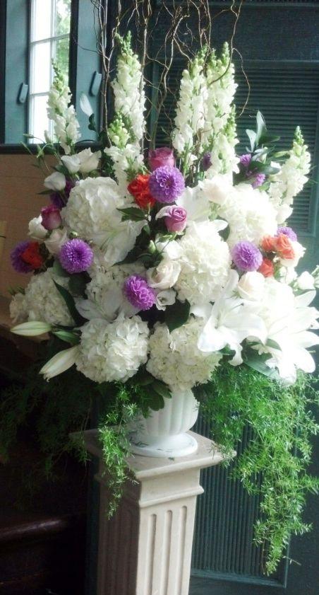 Church flower arrangement. Toronto/GTA florist