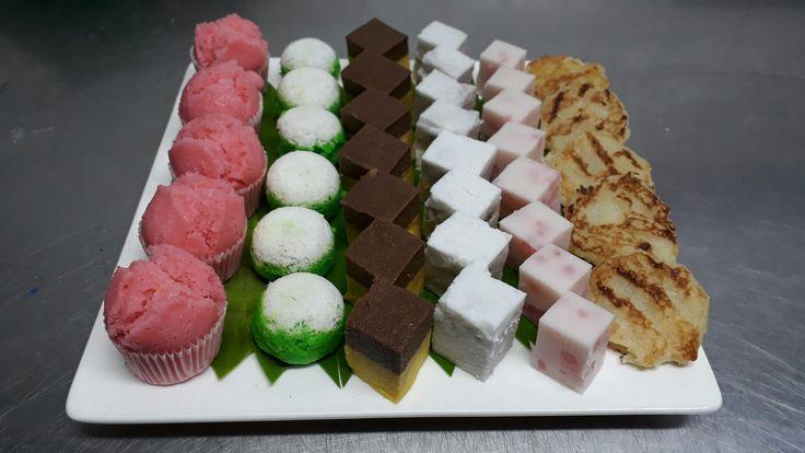 Kue Mangkok Tape, Putu Ayu, Talam Labu, Amparan Tatak, Kue Cantik Manis, Wingko Babat