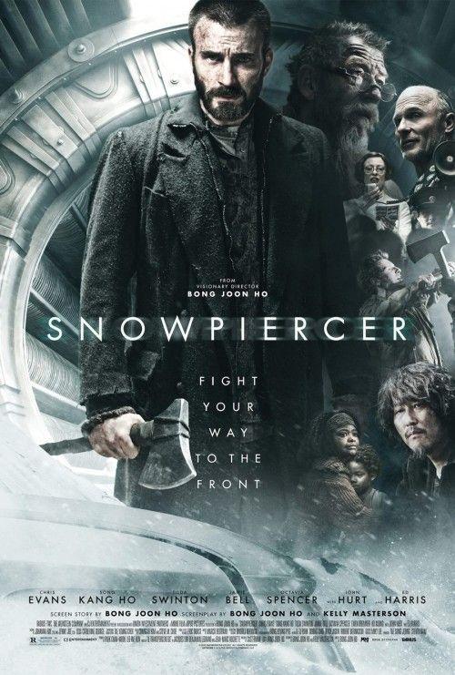 Snowpiercer DVD Release Date