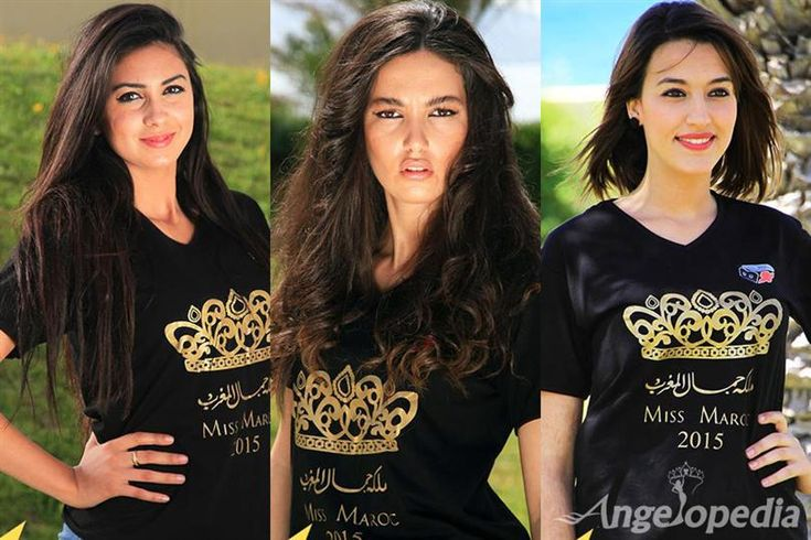 Miss Maroc 2015 contestants Assigned Bodyguards for Protection