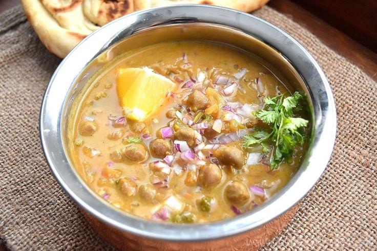 Chana Masala / Chole Masala / Channay / Cholay is a Indian/Pakistani cuisine which is served along with Naan, Roti, Batura, Poori.