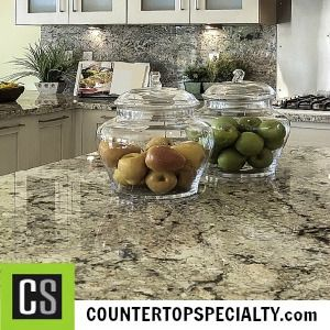 A granite tile countertop is an excellent option for those who desire the look and lasting durability of granite, but want to save big bucks... heres how