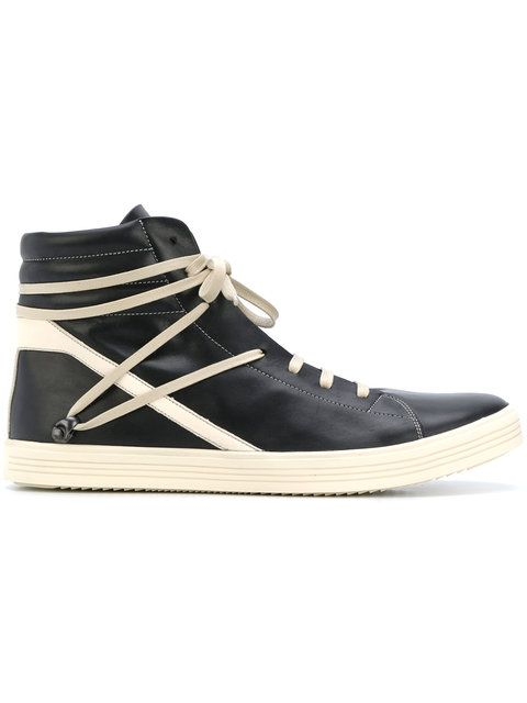 Rick Owens Thrasher hi-top sneakers