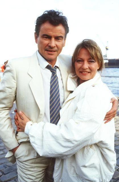 Karin Baal und Horst Buchholz