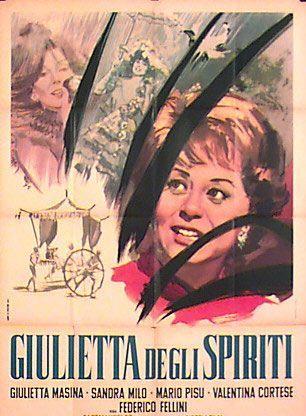 Giulietta degli spiriti (魂のジュリエッタ)1965