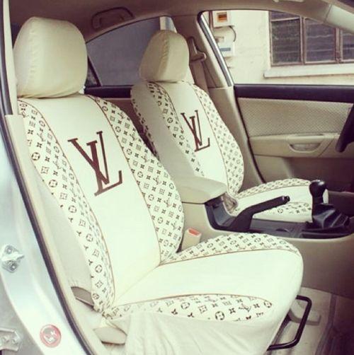 Louis Vuitton Car Seat Covers Cheap