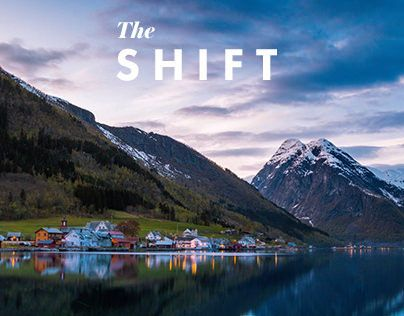 """Check out new work on my @Behance portfolio: """"The Shift"""" http://on.be.net/1M5qRDj"""