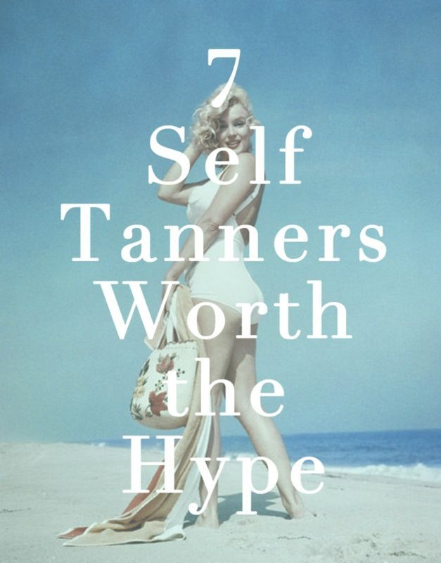 Self-Tanners Worth the Hype