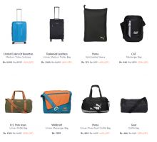 Myntra Offers-Up to 65% or more off on Bags & Luggage  Visit Here : https://www.bestonline.in/myntra-offers-up-to-65-or-more-off-on-bags-luggage/  #Mytra_offers #bestdeals #luggage_deals #Luggage_online_deals #Bags_deals #backpack_deals #Trolly_bags_deals #Bestonline_deals #best_offers #branded_bags #puma #wildcraft #skybags #safari #Alfa #DELSEY #duffle_bags #bags_sale