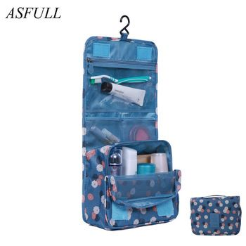 ASFULL Useful New Fashion Toiletry Bags  Wash Bag Cosmetics Bags,Travel Business Trip Accessories Luggage Waterproof Suitcase  Price: 5.27 USD