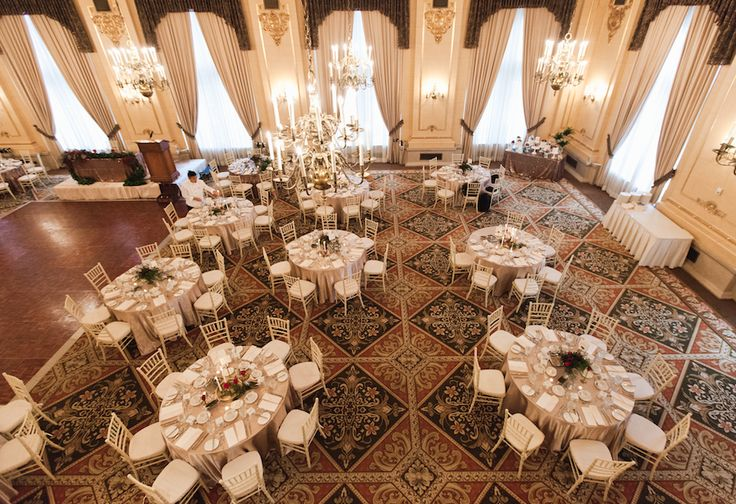 Provencher Room - Fort Garry Hotel