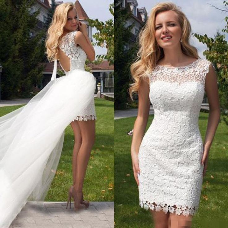 17 Best Ideas About Short Wedding Gowns On Pinterest Vegas Wedding Dresses