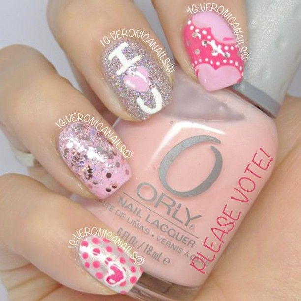 Photo taken by Nailart By VERONICA RIOS - INK361