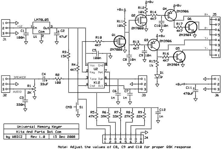 Schematic Antenna Analyzer - Auto Electrical Wiring Diagram