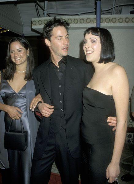Kim, Keanu and Karina Miller