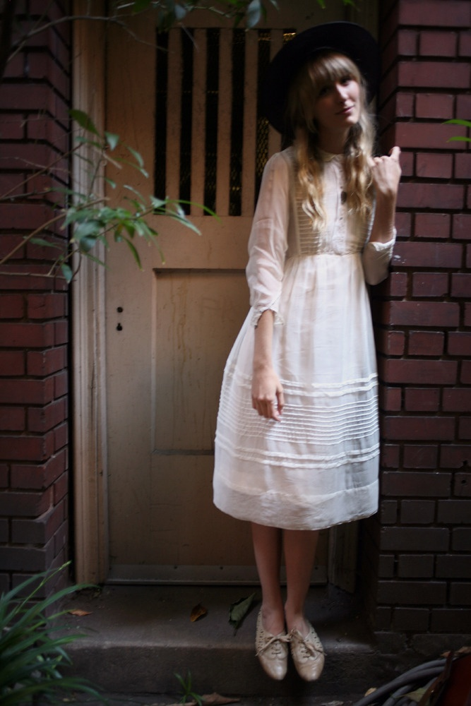 Picnic at Hanging Rock Dress