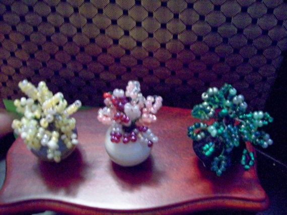 dollhouse miniature by picalina on Etsy, $10.00