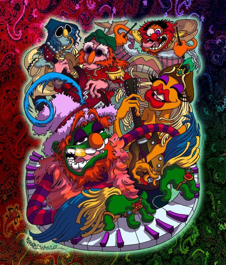 60 Best Muppet Fan Images On Pinterest: 52 Best MUPPETS Images On Pinterest