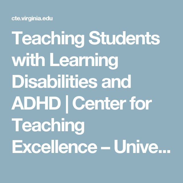 learning disabilities adhd essay Topic: learning disabilities essay questions order description 1 discuss the differences between learning disabilities and cognitive disabilities.