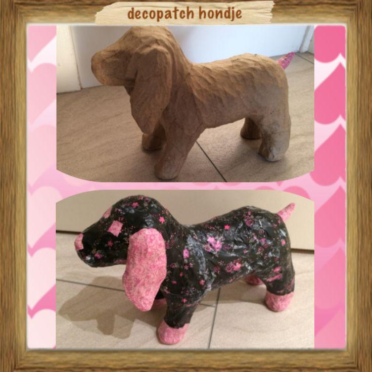 Decopatch hondje