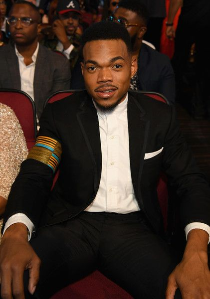 Chance the Rapper Photos Photos - Chance The Rapper at 2017 BET Awards at Microsoft Theater on June 25, 2017 in Los Angeles, California. - 2017 BET Awards - Roaming Show