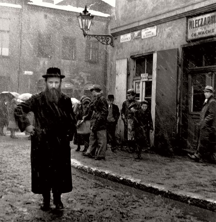 старинные фотографии евреев