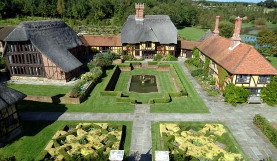 Lisa Marie Presley is selling her 15th-century manor house with three swimming pools south of Rotherfield village in East Sussex. Located within the High Weald Area of Outstanding Natural Beauty, the Grade II-listed property, named Coes Hall, also includes 11 bedrooms. Modern luxuries which Elvis's daughter has had installed include a cinema, and it's handy for upmarket shopping in Tunbridge Wells.